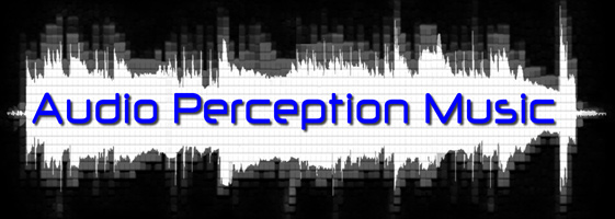 Audio Perception Music Logo